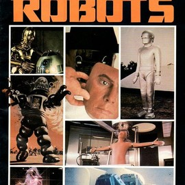 Robert M. and Zimmerman, Howard Hefley - Robots - Starlog Photo Guidebook [Paperback]