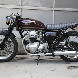 Wrenchmonkees - #47 Kawasaki W 650