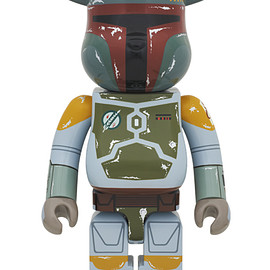 MEDICOM TOY - BE@RBRICK BOBA FETT(TM) 1000%