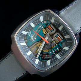 Bulova - Accutron Spaceview (Buloba 100th Anniversary Model)