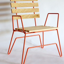 petrifieddesign - 701 cafe chair