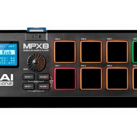 AKAI professional, アカイプロフェッショナル - MPX8