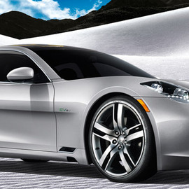Fisker Karma - Introducing the 2012 Fisker Karma. Electric Luxury and Performance.