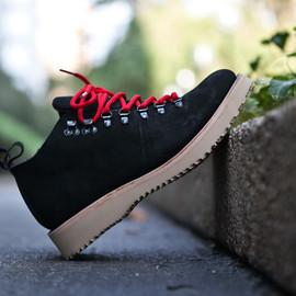 Caminando - Mountain Mid - Black /Ronnie Feig