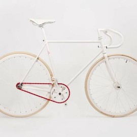 A.F. Vandevorst - A.F.Vandevorst custom made Sleepstreet Bicycle