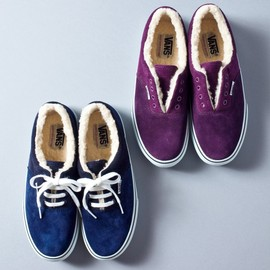 SUEDE LAMPIN / BLUE MIRAGE