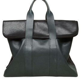 3.1 PHILLIP LIM - 31 Hour Bag Green × Black one