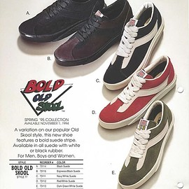 vans - Bold old skool vans