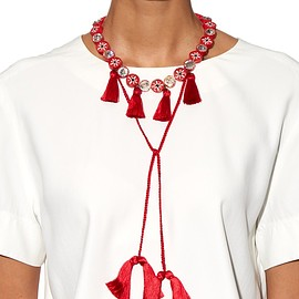 Shourouk - Sautoire Amerindien necklace