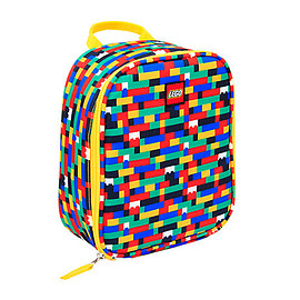 LEGO - LEGO® Red/Blue Brick Print Lunch Bag