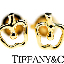 TIFFANY&Co. - apple earrings