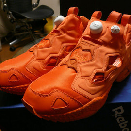Reebok - Reebok × BEAMS INSTA PUMP FURY (Orange)