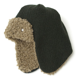GDC - ear flap knit cap