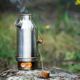kelly kettle - Kelly Kettle Stainless Trekker