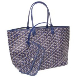 Goyard - Saint Louis Tote Dark Blue(GM/PM)