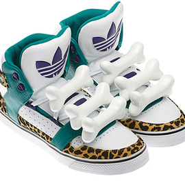 Adidas Originals - Bones Sneakers by Jeremy Scott
