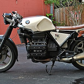 BMW - 1994 K75 RT (Police motorcycle)