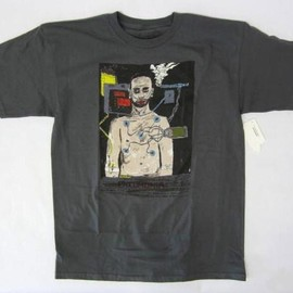 Toy Machine - Pneumonia Tee Charcoal