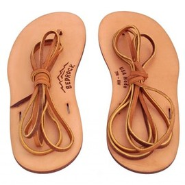 Bedrock Sandals - Primal Sandals with Leather Laces