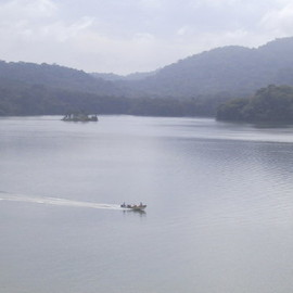 Panama - Gatun Lake
