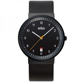 BRAUN - Watch Men's BNH0032BKBKMHG
