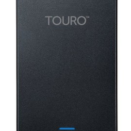 HGST Japan - HGST Touro Mobile MX3 Black 外付けポータブルハードディスク 1.5TB 0S03641