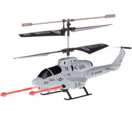 iHelicopters.net - Cobra iHelicopter – iPhone Controlled Missile Launching Helicopter U809A