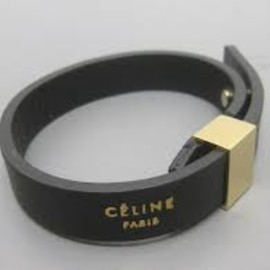 CELINE - Leather Belt