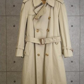 Aquascutum - Trench coat made in UK