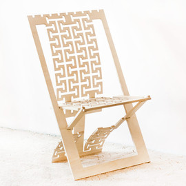 TreeSky - Wooden chair