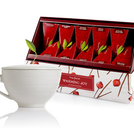 Tea Forté - Warming Joy Ribbon Box