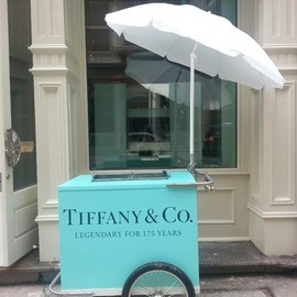 Tiffany & Co. - Wheelbarrow