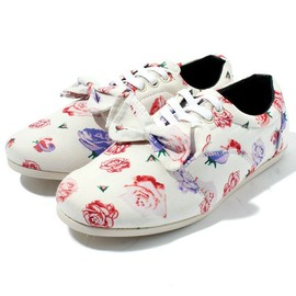 STUDY FOOTWEAR - FW11 THE ROSE PRINT DROP