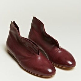 Maison Martin Margiela - Fin Top Flat Shoes