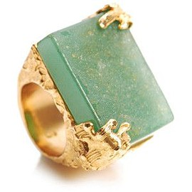 Yves Saint-Laurent - ring