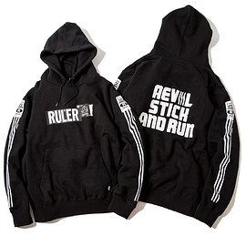RULER®, AEVIL LABELS - RAID
