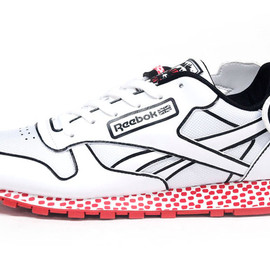 Reebok - CL LEATHER LUX 「KEITH HARING」 「LIMITED EDITION」