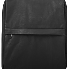 "CÔTE&CIEL - Coated Techno Canvas 15"" Laptop Flat Backpack"