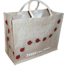Tesco - shopping bag