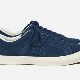 Inventory x Converse - One Star Academy Athletic Navy