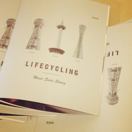 『LIFECYCLING West Side Story』ZINE
