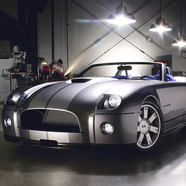 Ford - Shelby Cobra Concept 2004