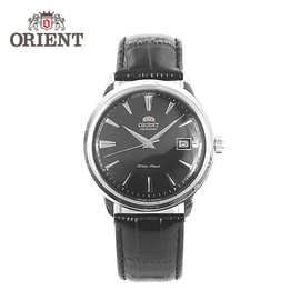 ORIENT - ヨーロッパ限定 ORIENT Bambino Automatic Dress Watch -Black / Silver