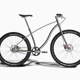 Budnitz Bicycles - No.2 Titanium