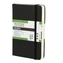Moleskine - City Notebook  Roma