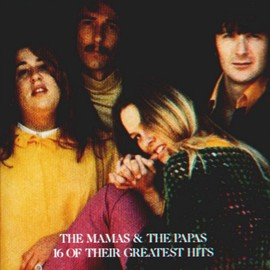 THE MAMAS & PAPAS - 16 of Their Greatest Hits