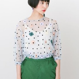 mother - OPHELIA BLOUSE