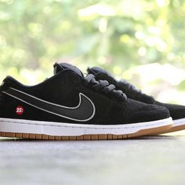 Nike SB, Quartersnacks - Dunk Low SB - Quartersnacks