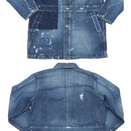 NEIGHBORHOOD - NEIGHBORHOODD-DEALER.CRASH/C-COAT(ディーラーコート)INDIGO228-000085-047-【新品】【smtb-TD】【yokohama】