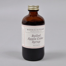 Hand Made Ginger Syrup, 8 oz Bottle